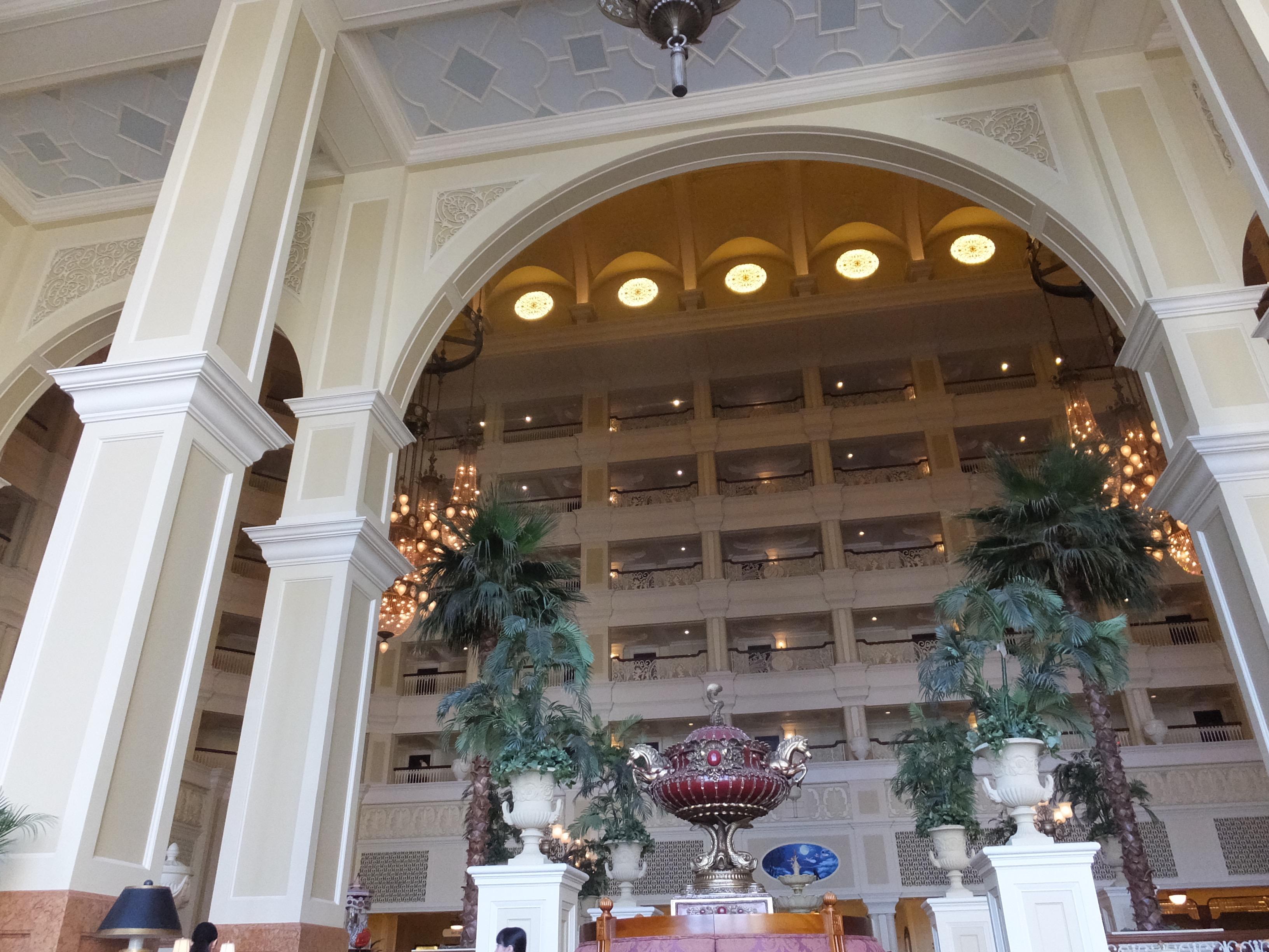 期間限定!!ディズニーランドホテル、ドリーマーズラウンジのアフタヌーン