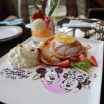 【ディズニーアンバサダーホテル】ふわふわクリームとヨーグルトパンケーキが食べられるのは7/7まで!!