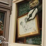 【ディズニーランド】7月9日からスタート!ドローイングクラスに新しく追加されたミッキースペシャルバージョンの絵!!
