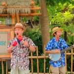 【TDLアトモス】即興で歌を作ってくれる「ジャングル・サウンデュオ」