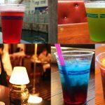 ハロウィーン限定!ディズニーシーのスペシャルアルコールカクテル4種類+1まとめ。