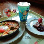 半熟玉子をまぜまぜ!ザンビーニ・ブラザーズ・リストランテのおすすめセット(2016/11/1〜2017/4/2)