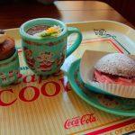 【ダッフィーのクリスマス】全部集めたい!ケープコッド・クックオフのスーベニア付きデザート3種類!