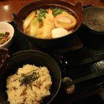寒い季節にぴったり!レストラン櫻で冬の「季節のうどん膳」を食べて体を温める!