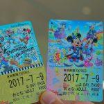 海賊&和装ミッキー!ディズニーリゾートラインの夏限定フリーきっぷ