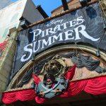 海賊がいよいよやってくる!ディズニーシー『パイレーツ・サマー』デコレーション&フォトロケーション