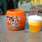 【パイレーツ・サマー】樽をイメージしたスーベニアカップ付き!「夏みかんのカップデザート」
