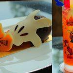 【ディズニーハロウィーン2017】ハイピリオン・ラウンジの期間限定ケーキセット&ノンアルコールカクテル