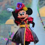 【ディズニー・ハロウィーン2017】ザ・ヴィランズ・ワールド初日をみてきたよ〜(ミッキー広場)