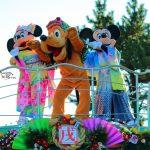 【ディズニーランド】新年のご挨拶!「ニューイヤーズ・グリーティング2018」