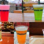 春到来!ディズニーシーのアルコールカクテル5種類【ディズニーイースター2018】