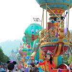 香港ディズニー人気のデイパレード!「フライト・オブ・ファンタジー・パレード」