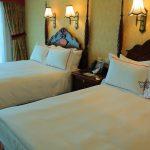 香港ディズニーランド・ホテル(キングダム・クラブ・ルーム)宿泊記