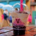 【TDR35周年】チョコレートクランチが加わって登場!D's Delights バニラスムージー&コーヒーゼリー