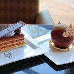 2種類のケーキがリニューアル!ハイピリオン・ラウンジ「ケーキセット」