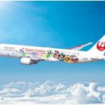 35周年塗装!「JAL セレブレーションエクスプレス」就航