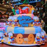 ドナルドのお誕生日準備も。ディズニーランド6月1日入園記