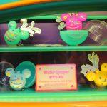 【ディズニー夏祭り2018】楽しく遊べる!水てっぽうのカプセルトイ4種類!