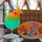 【ディズニー夏祭り2018】可愛いクラリスをイメージしたドリンク!ハイピリオン・ラウンジのスペシャルノンアルコールカクテル