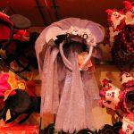 販売開始から3日でお品切れ!大人気のおばけの花嫁風カチューシャ