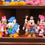 冬服のミッキーたちが登場!東京ディズニーリゾート「ポージープラッシー」4種類