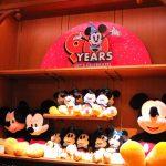 ミッキー誕生90周年をお祝い!「 90 years with Mickey」スペシャルグッズ