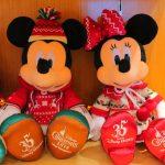 35周年のクリスマス!東京ディズニーランド「35周年クリスマスグッズ」