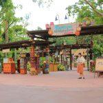 【香港ディズニー】賑やかなアフリカの市場をイメージ!カリブニ・マーケットプレイス