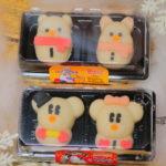 【セブン-イレブン限定】雪だるま姿のミッキーたちが和菓子になって登場!食べマス『Disney WinterHoliday ver.』4種類