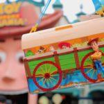 アンディのおもちゃ箱風!東京ディズニーシー新ポップコーンバケット