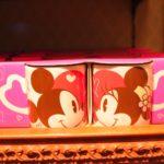 ミッキー&ミニーのラブラブデザイン!ペアグッズ3種類