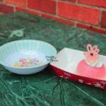「Tip-Topイースター」のスーベニアプレート付き!チェリー&バニラムースケーキ【ディズニーイースター2019】