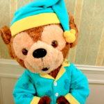 【香港ディズニー】パジャマダッフィーが登場!香港ディズニーランドホテル、キングダム・クラブ「パジャマグリーティング」
