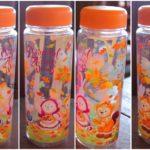 中が見えるおしゃれなクリアボトル!東京ディズニーシー「スーベニアドリンクボトル」