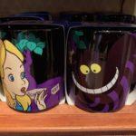 色が変わる!東京ディズニーリゾート「アリス&チェシャ猫」マグカップ