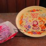 秋を先どりしたスウィーツ♪東京ディズニーシー「紫イモのモンブラン」【ダッフィーたちの秋のぼうけん】