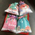 【ディズニークリスマス2019】スノースノーデザイン!東京ディズニーランド「カプセルトイ(ガチャガチャ」4種類!